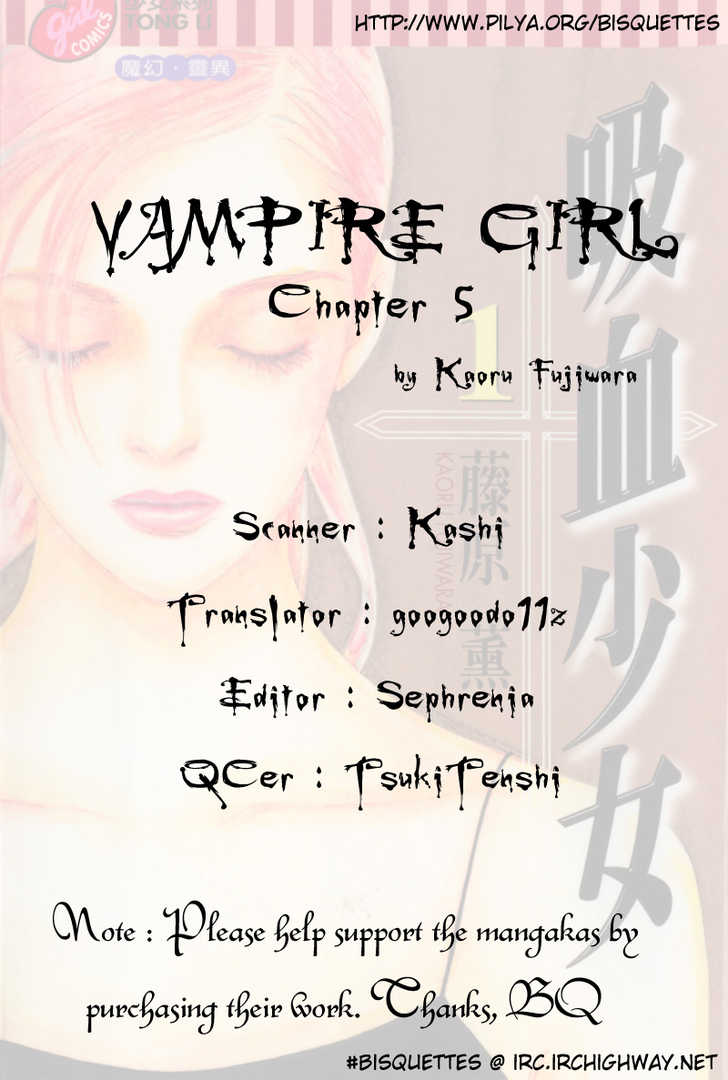 Vampire Girl 5 Page 2