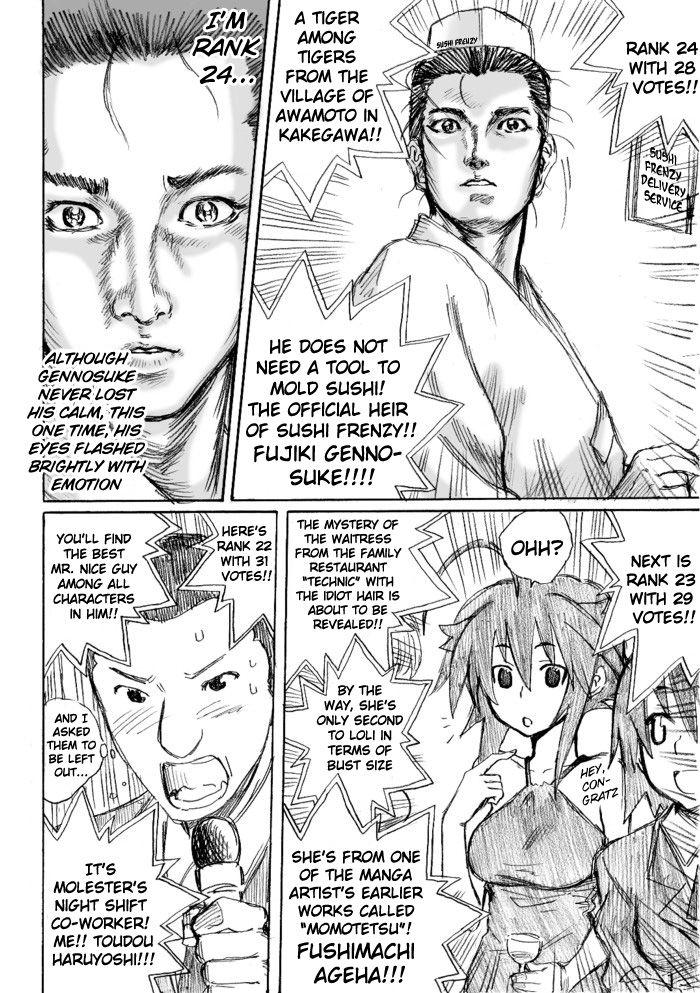 Molester Man 21.5 Page 2