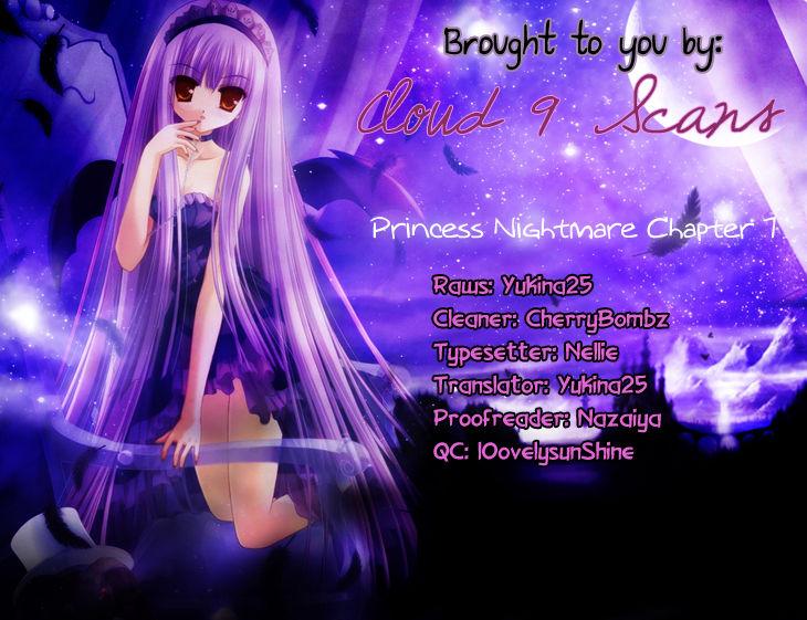 Princess Nightmare 7 Page 1