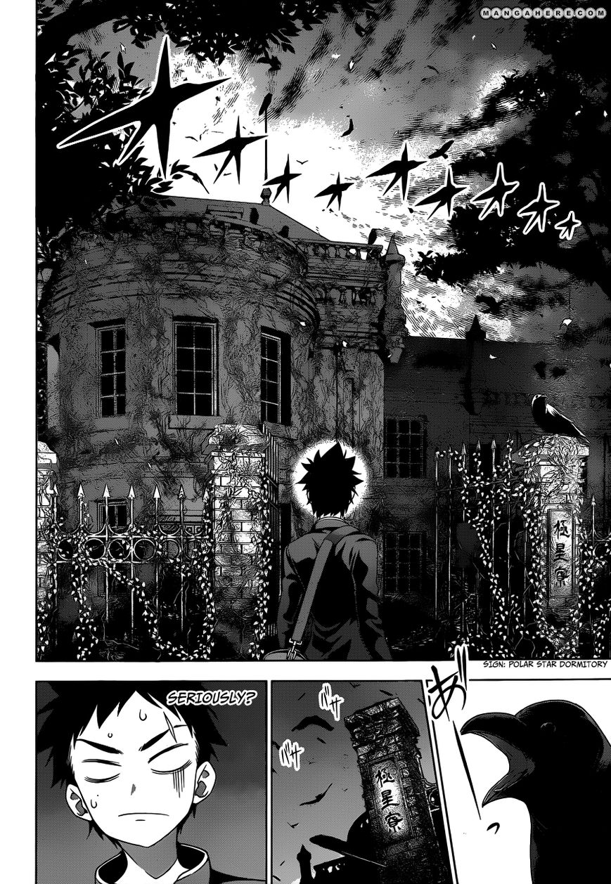 Shokugeki no Soma - Chapter 8