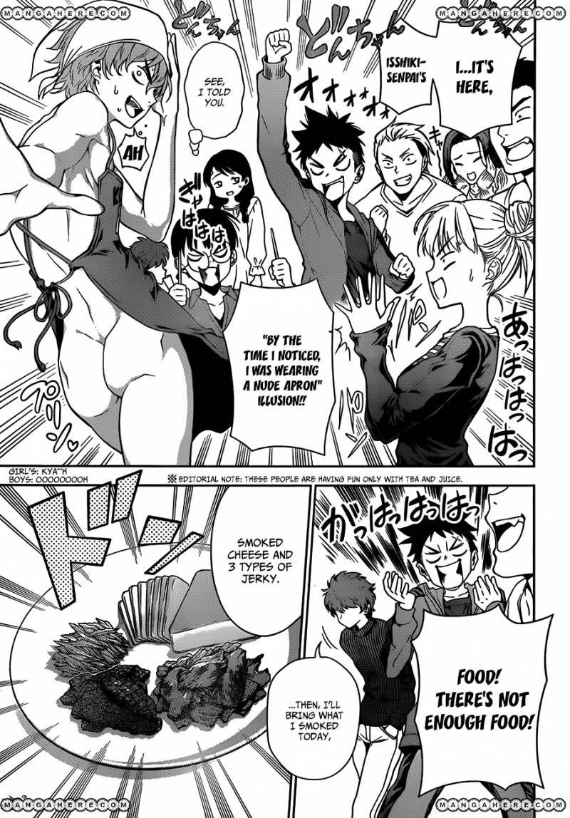 Shokugeki no Soma - Chapter 9
