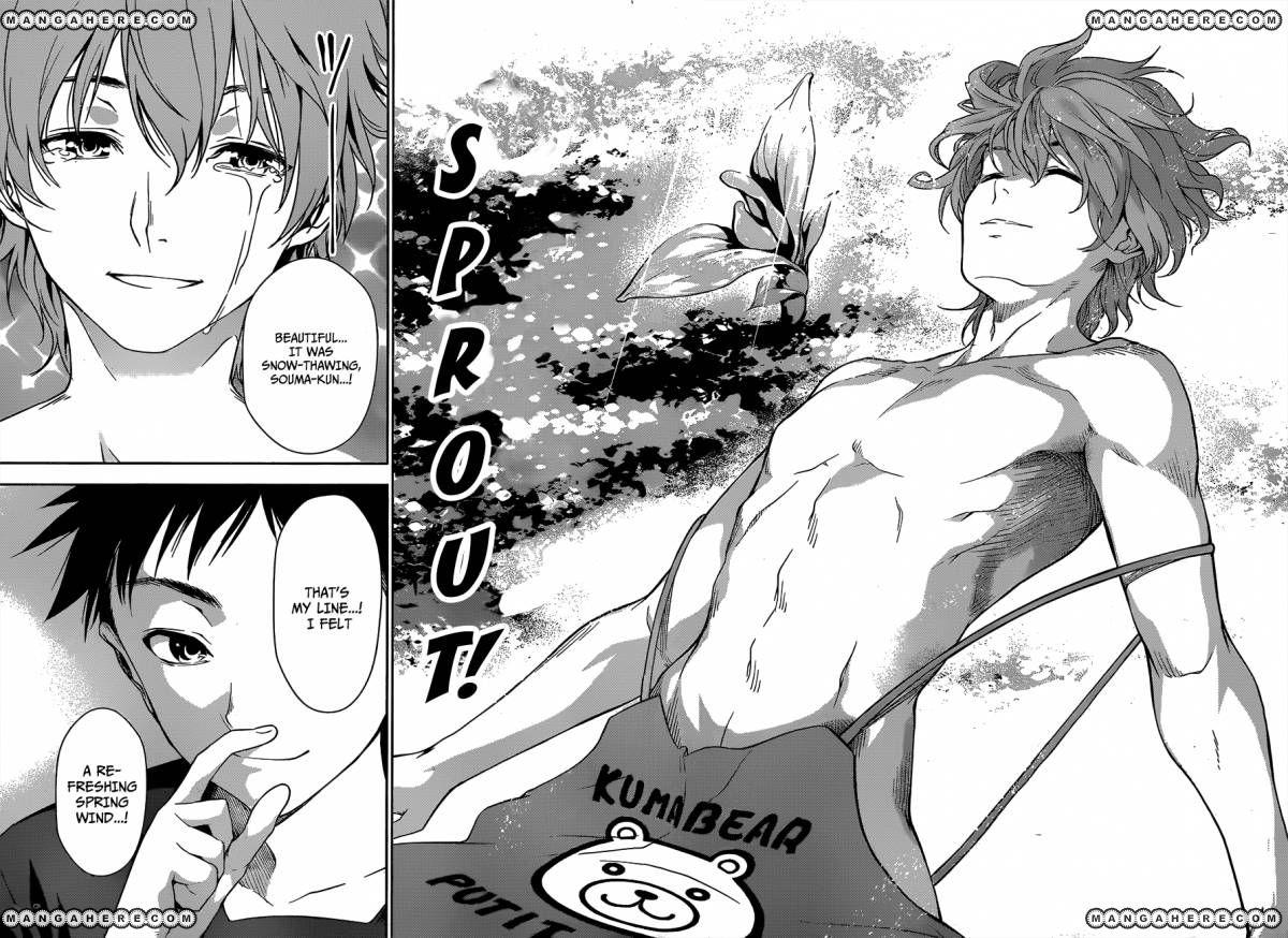 Shokugeki no Soma - Chapter 10