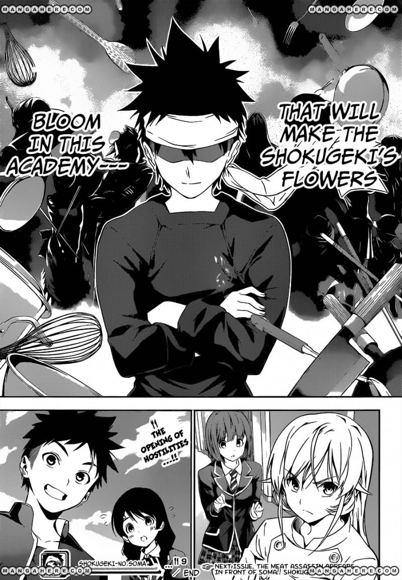 Shokugeki no Soma - Chapter 11