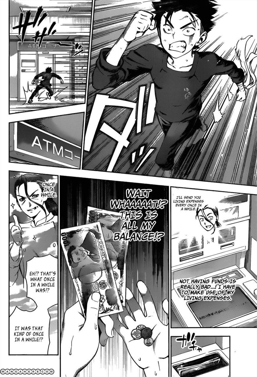 Shokugeki no Soma - Chapter 13