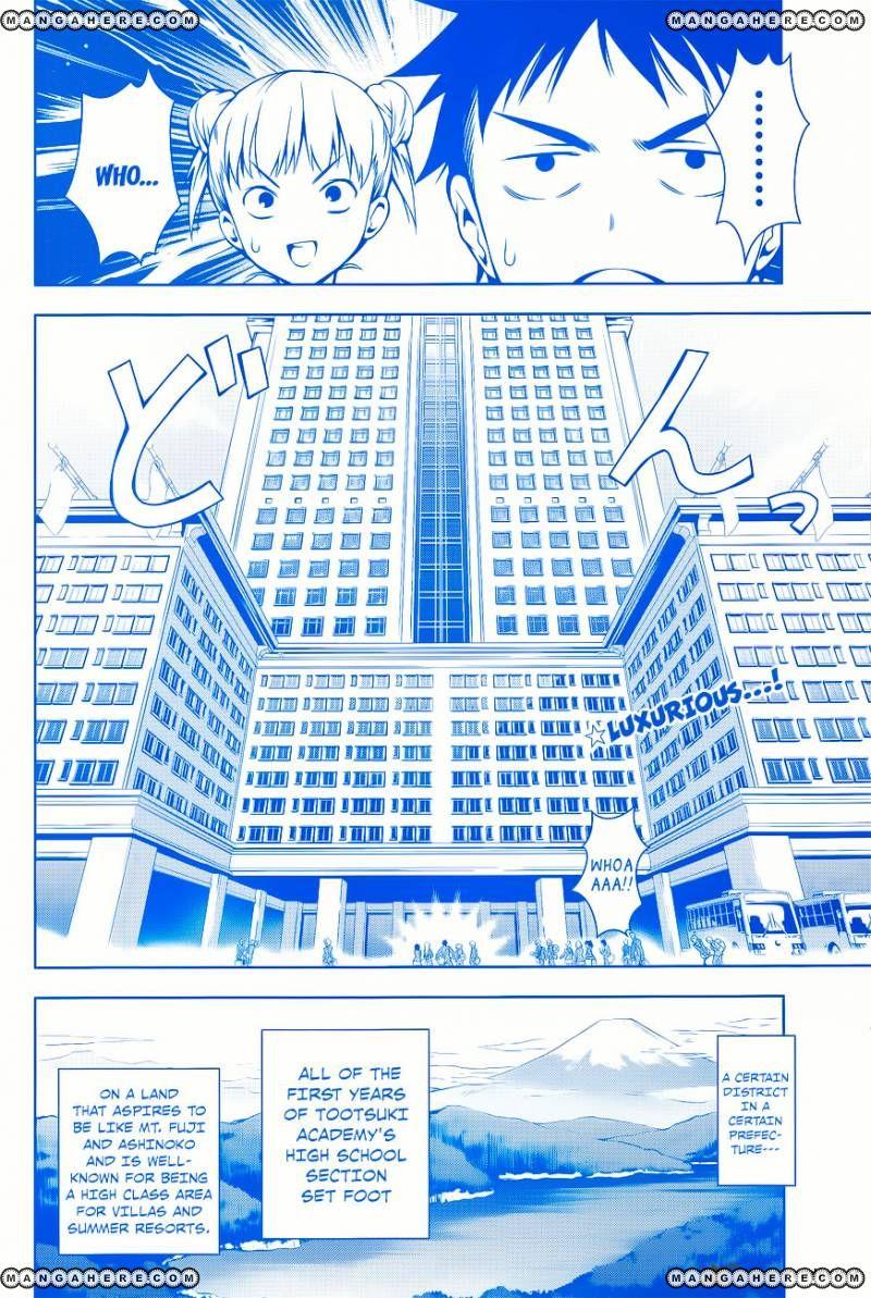Shokugeki no Soma - Chapter 18