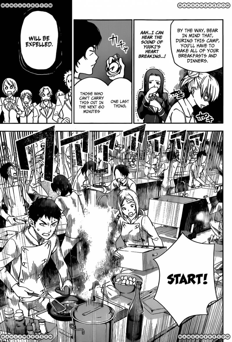 Shokugeki no Soma - Chapter 23