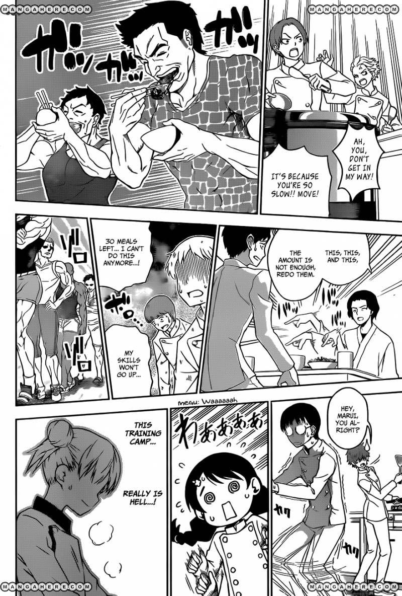 Shokugeki no Soma - Chapter 23