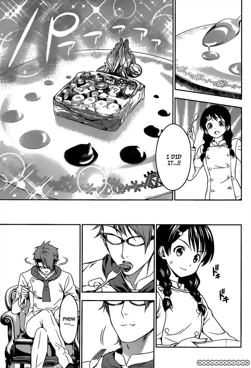 Shokugeki no Soma - Chapter 25