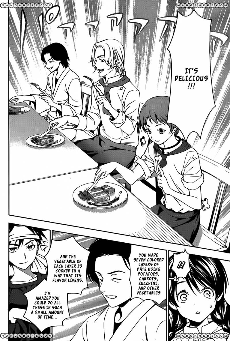 Shokugeki no Soma - Chapter 29