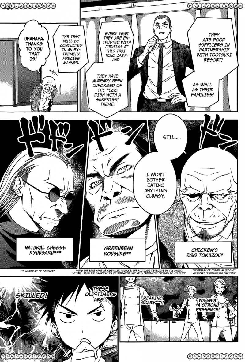 Shokugeki no Soma - Chapter 34