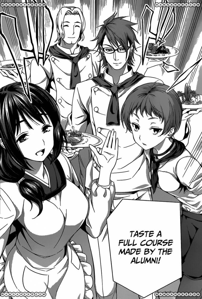 Shokugeki no Soma - Chapter 37