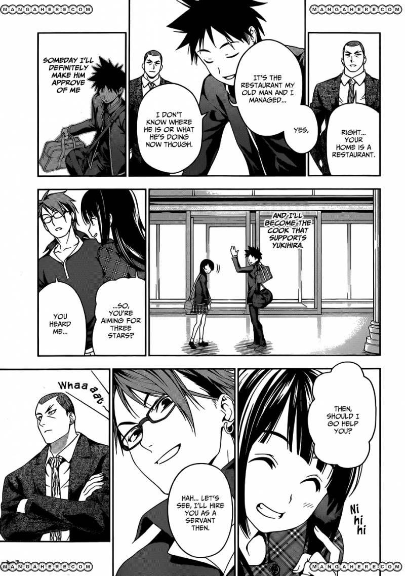 Shokugeki no Soma - Chapter 38