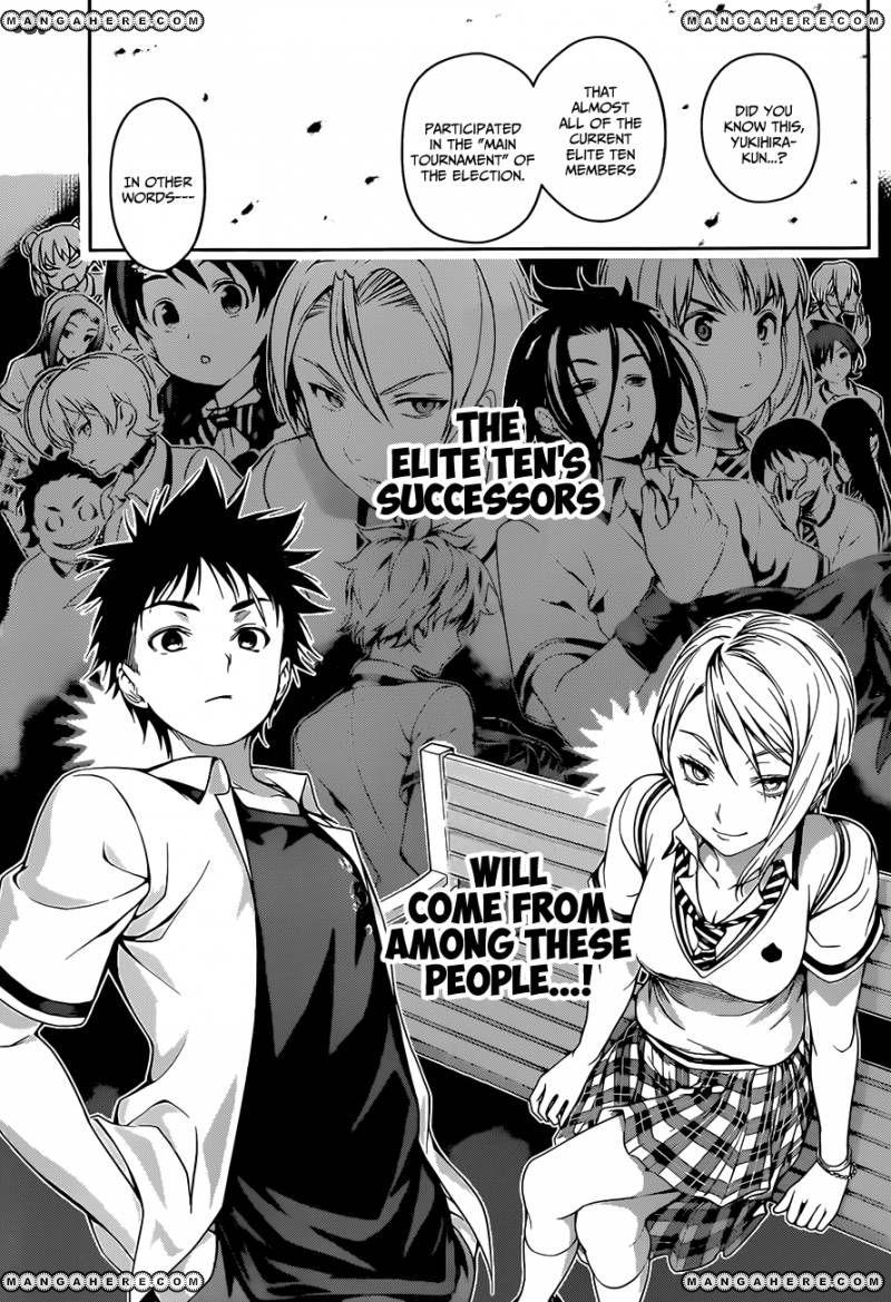 Shokugeki no Soma - Chapter 45