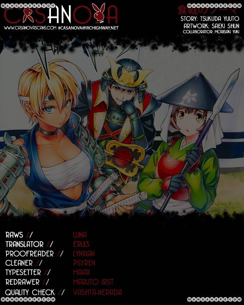 Shokugeki no Soma - Chapter 49