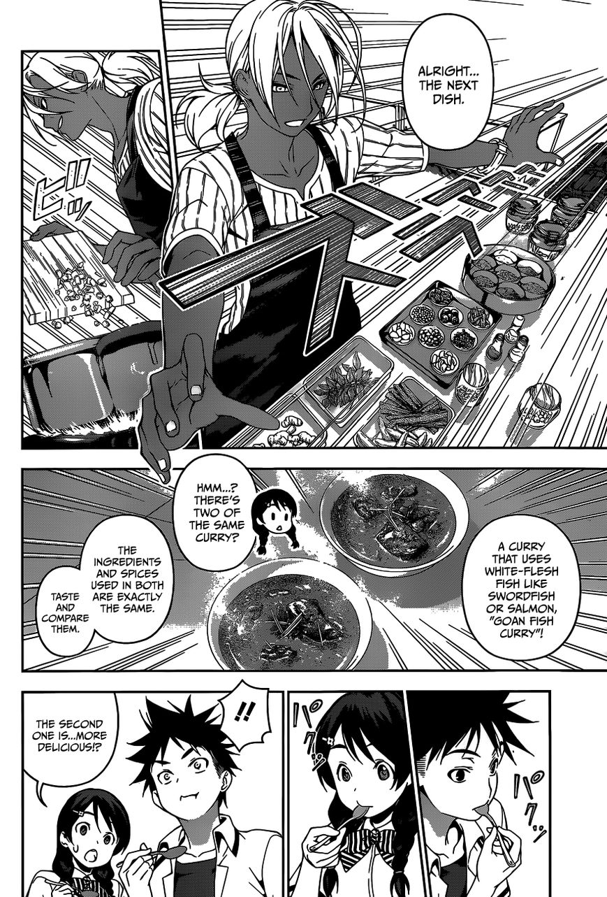 Shokugeki no Soma - Chapter 50