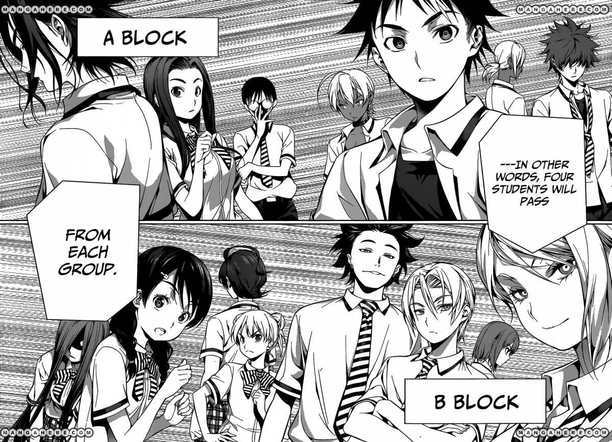 Shokugeki no Soma - Chapter 52