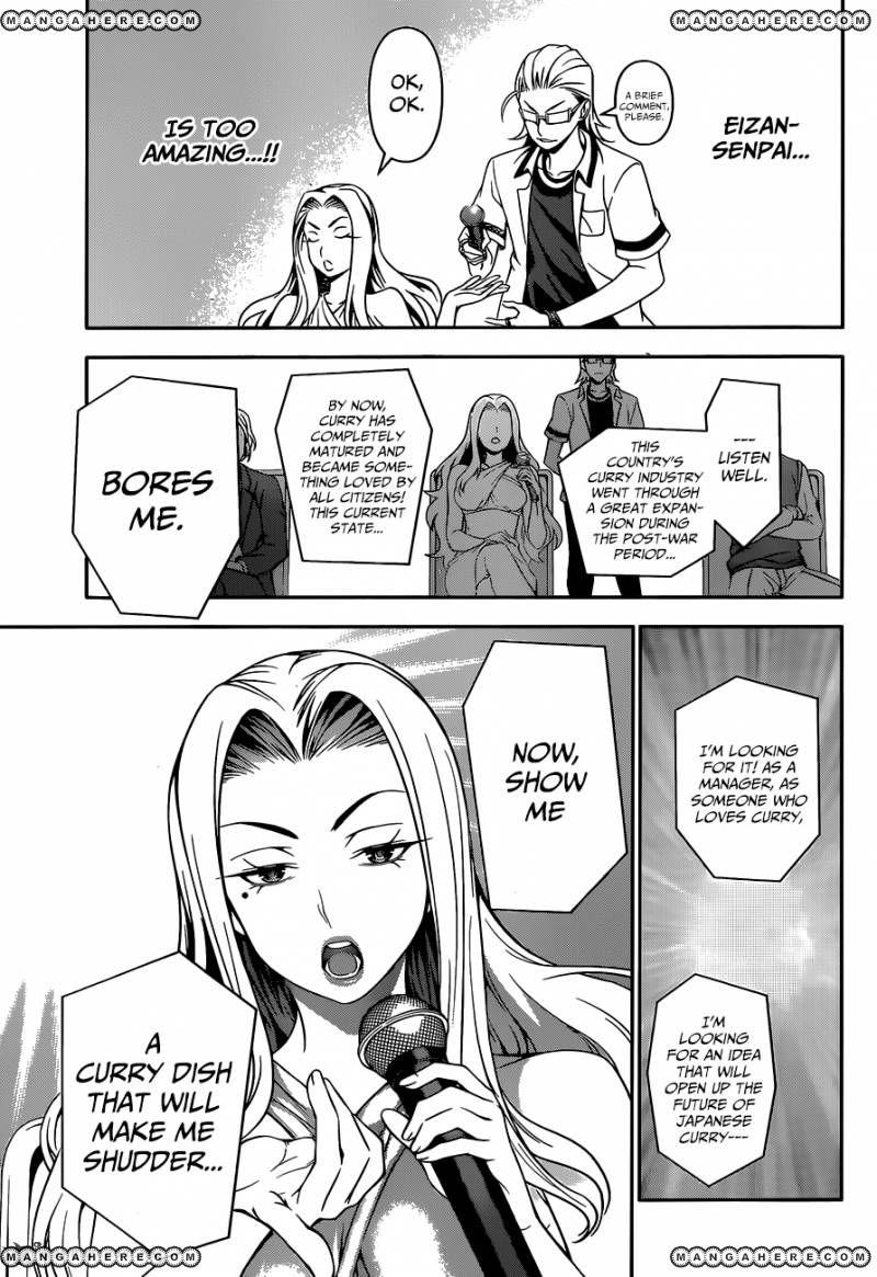 Shokugeki no Soma - Chapter 53