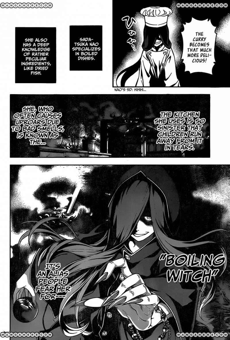 Shokugeki no Soma - Chapter 56