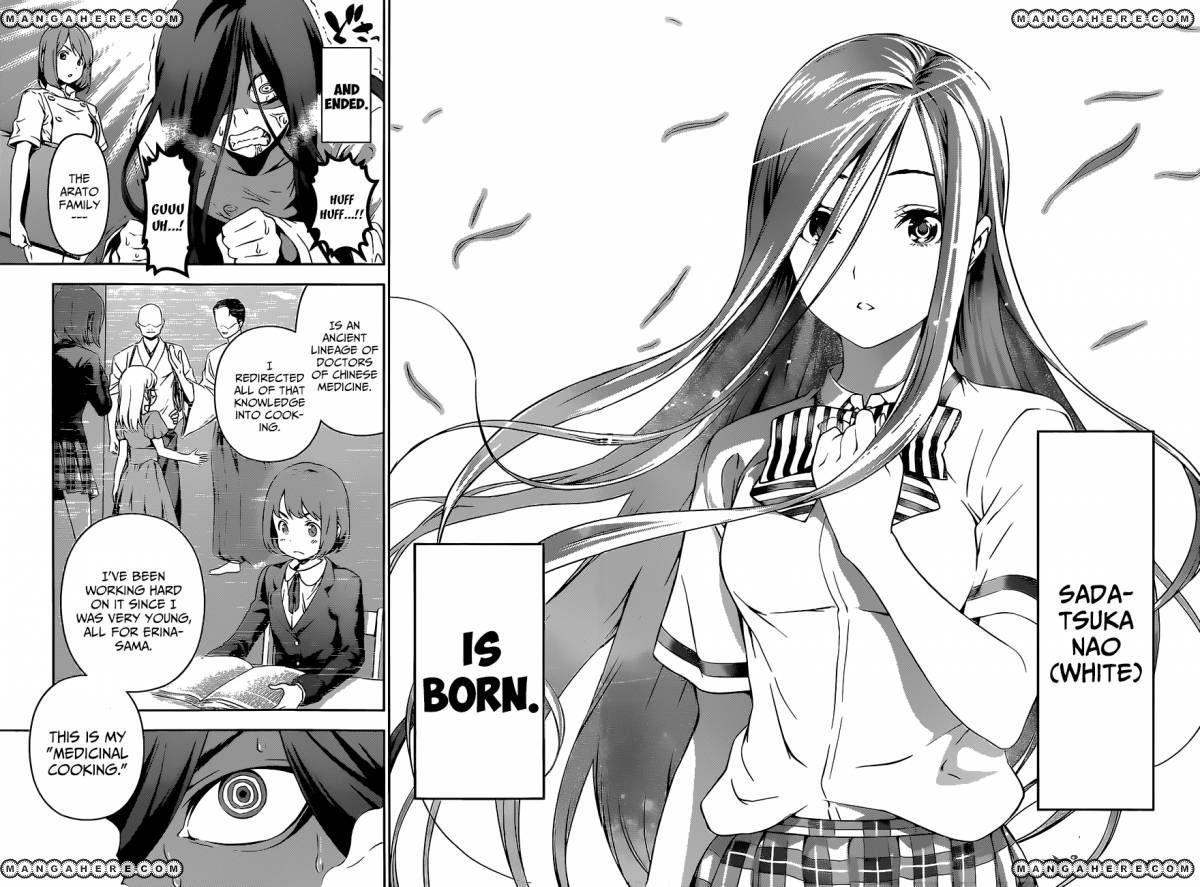 Shokugeki no Soma - Chapter 57