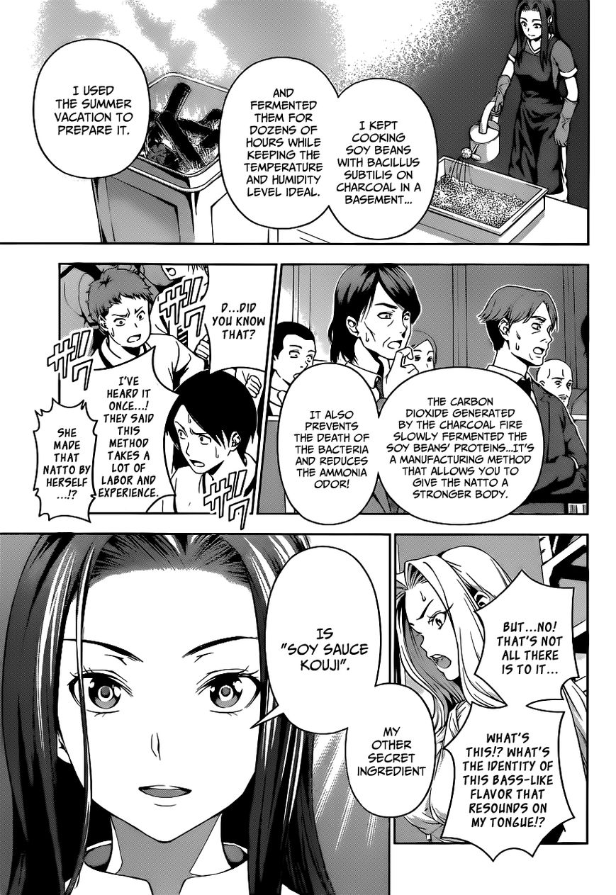 Shokugeki no Soma - Chapter 60