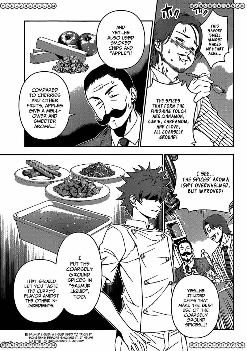 Shokugeki no Soma - Chapter 61