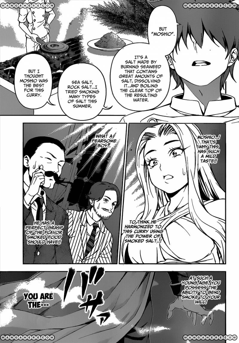 Shokugeki no Soma - Chapter 61