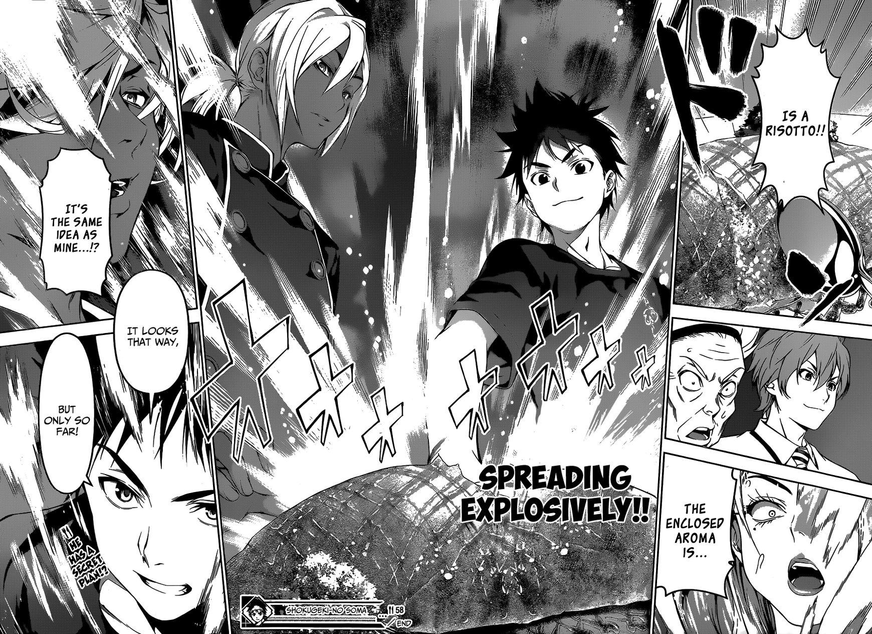 Shokugeki no Soma - Chapter 66