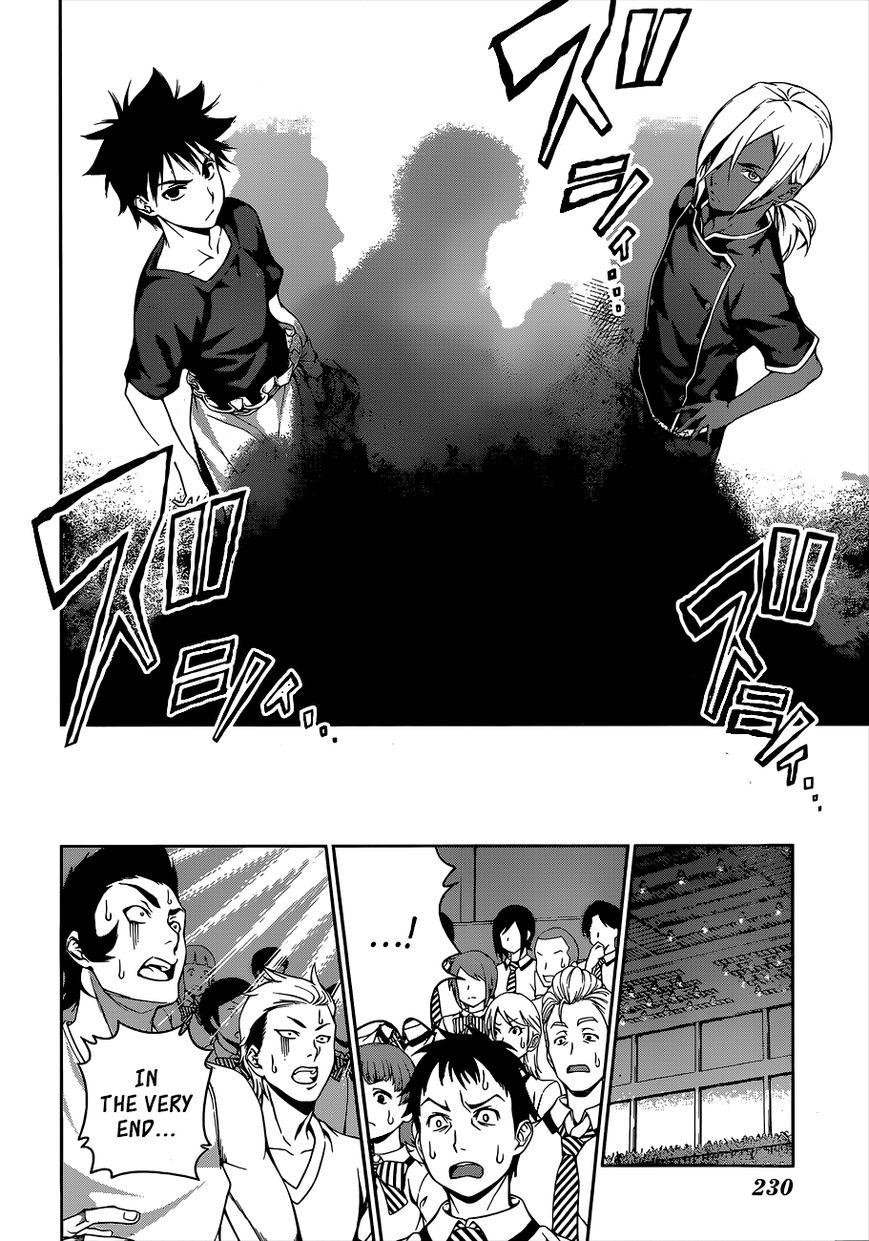 Shokugeki no Soma - Chapter 67