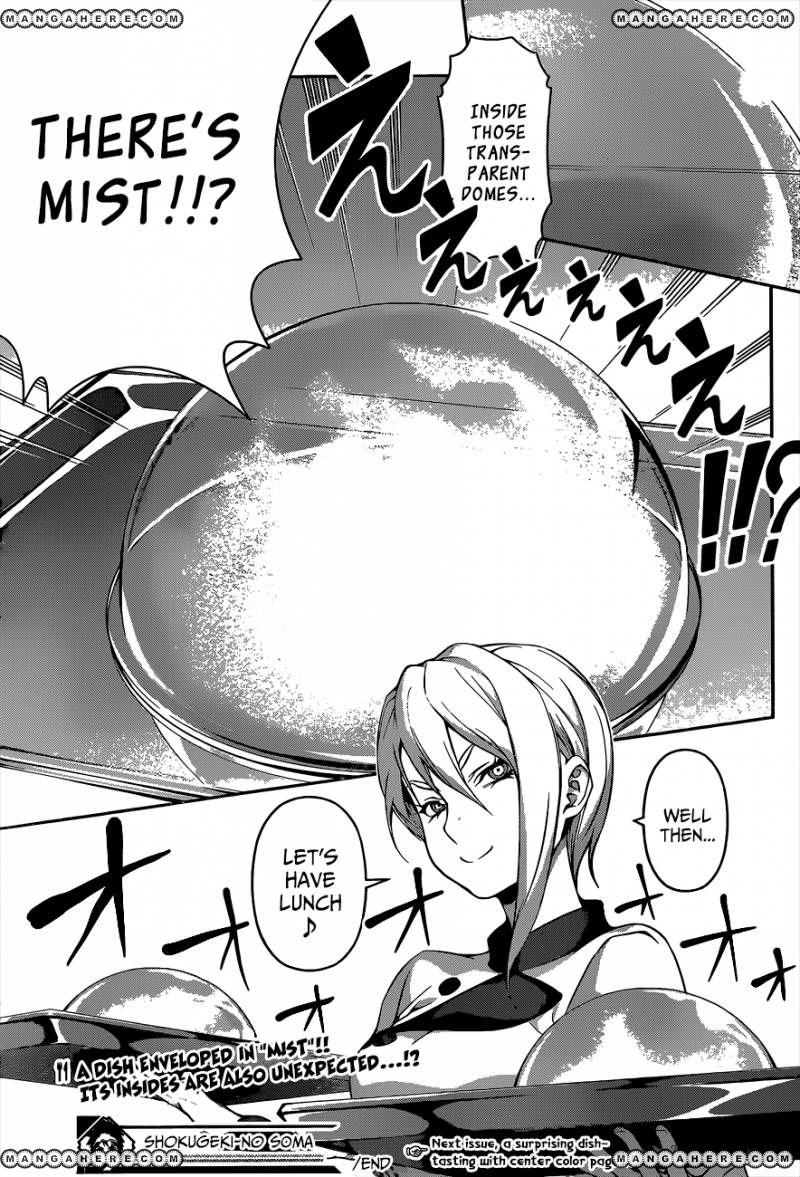 Shokugeki no Soma - Chapter 71