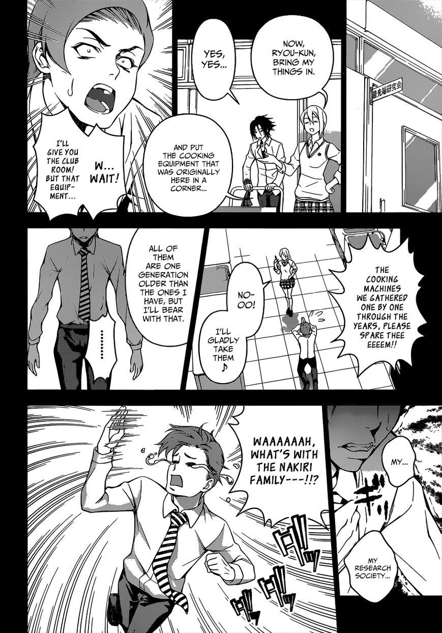 Shokugeki no Soma - Chapter 72