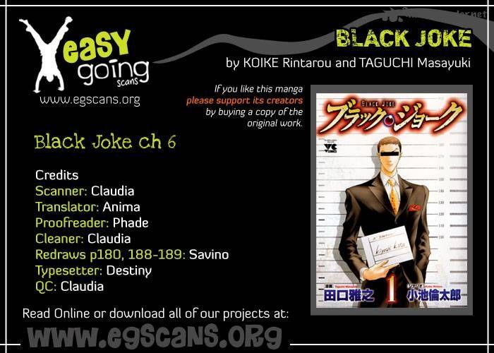 Black Joke 6 Page 1