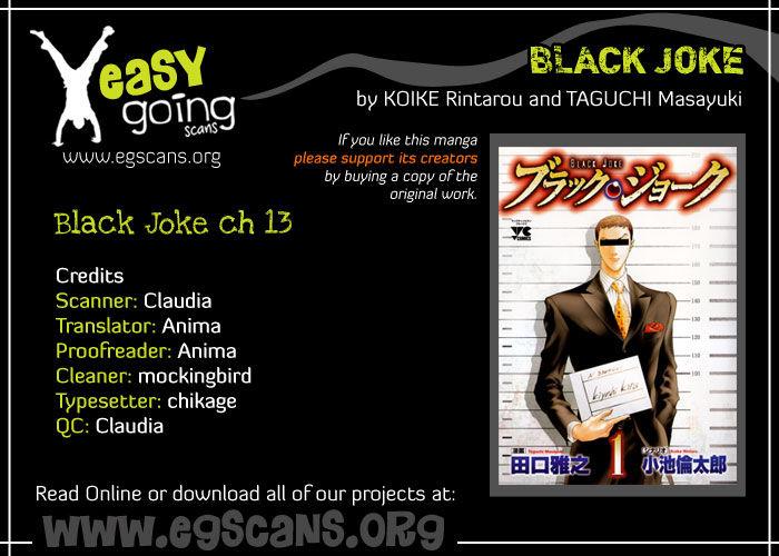 Black Joke 13 Page 1