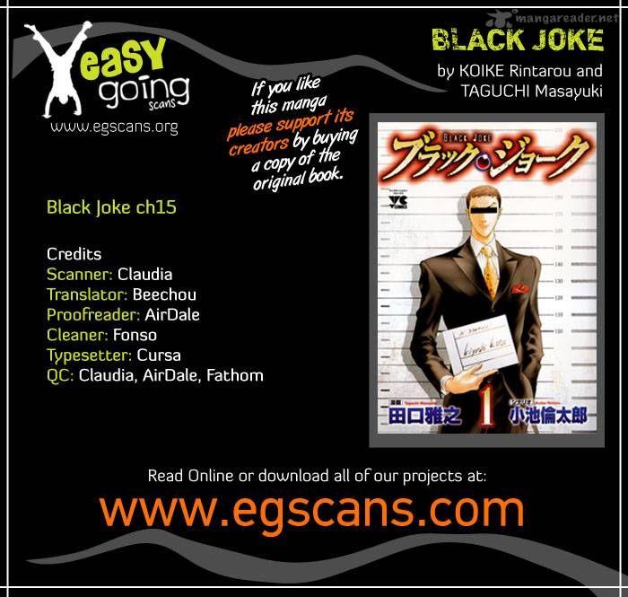 Black Joke 22 Page 1