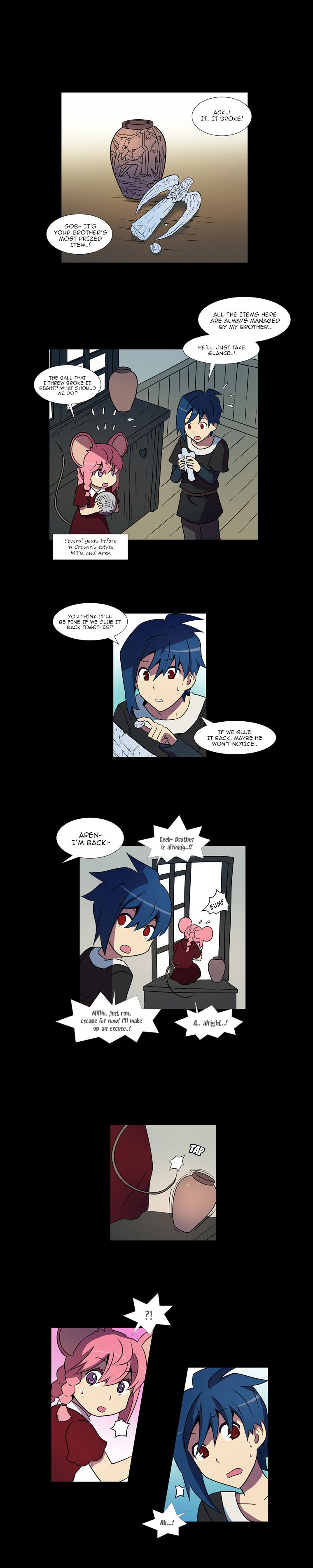 Lime Odyssey: The Chronicles of ORTA 15 Page 2