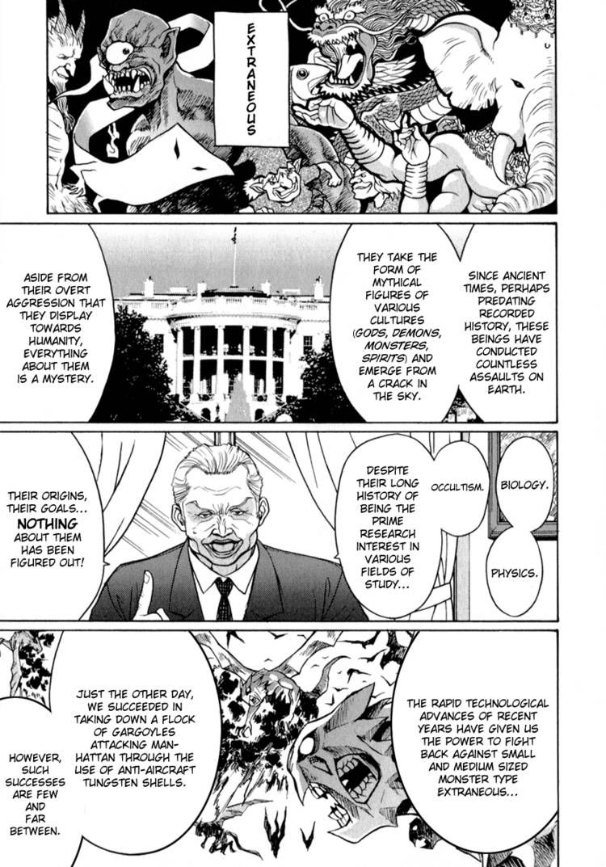 Scape-God 2 Page 1