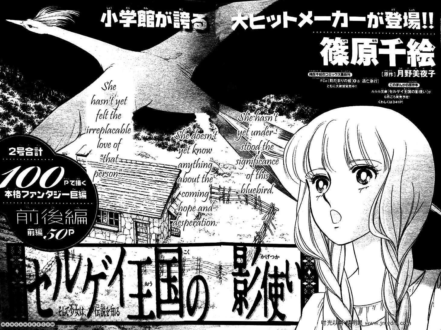 Serugei Oukoku no Kage Tsukai 1 Page 3