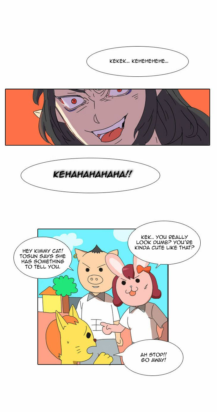 Immature Earthling Friend 7 Page 2