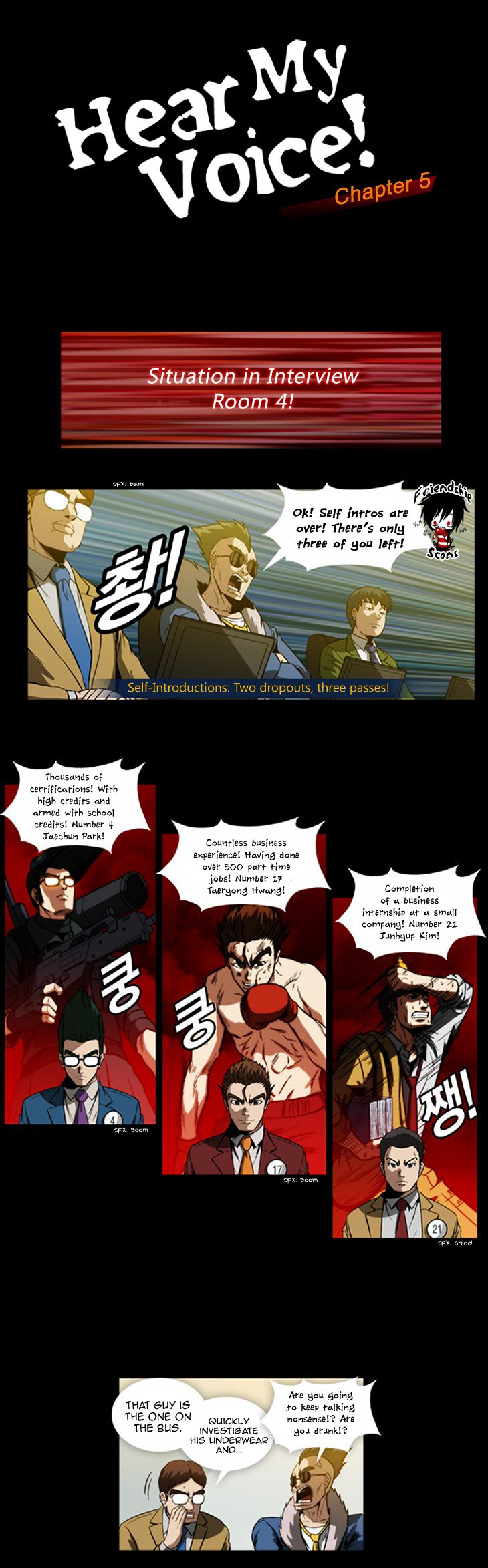 Hear My Voice 5 Page 2