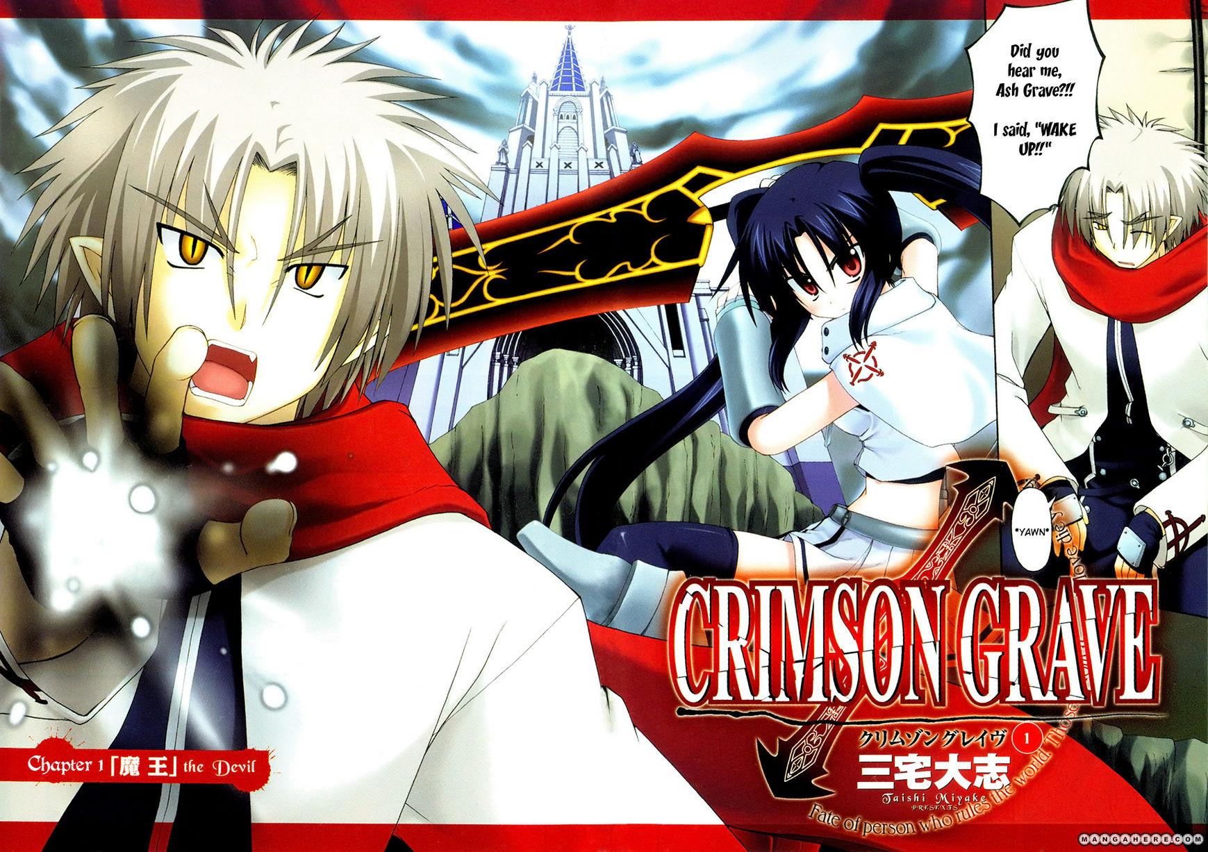 Crimson Grave 1 Page 2