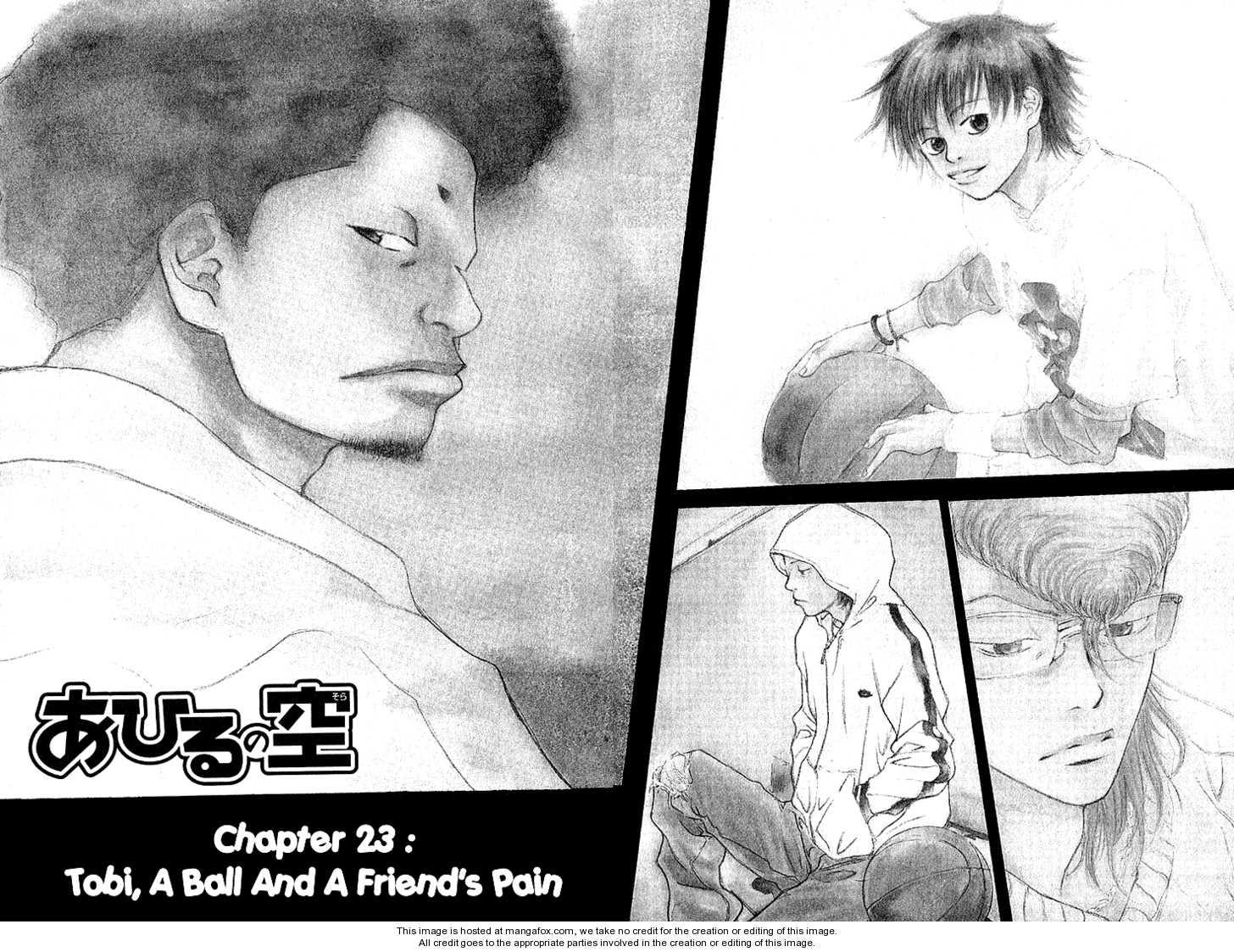 Ahiru no Sora 23 Page 4