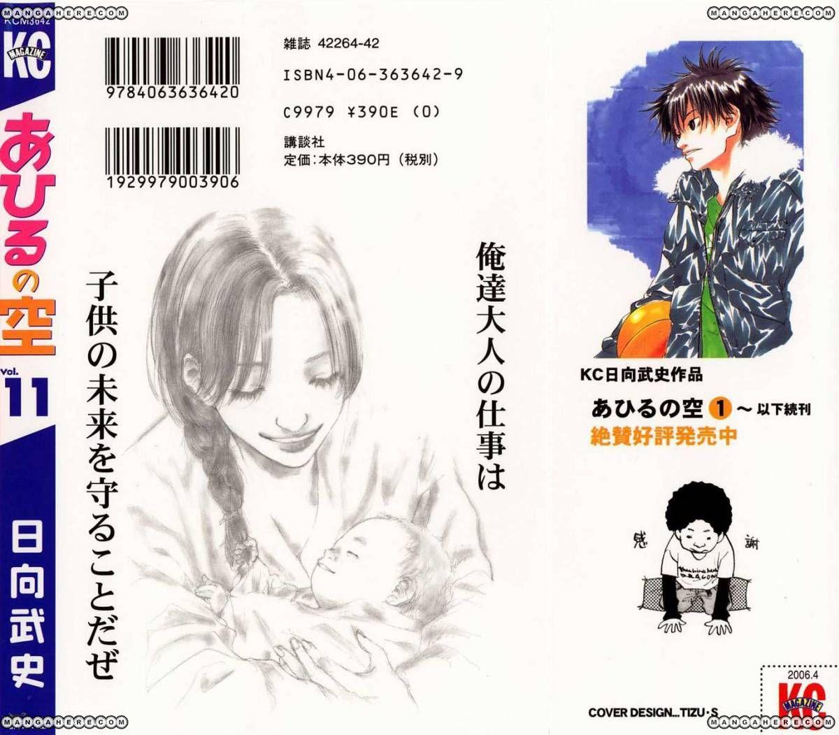 Ahiru no Sora 84 Page 2