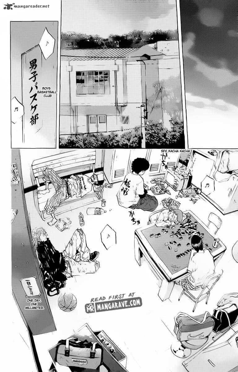 Ahiru no Sora 90 Page 2