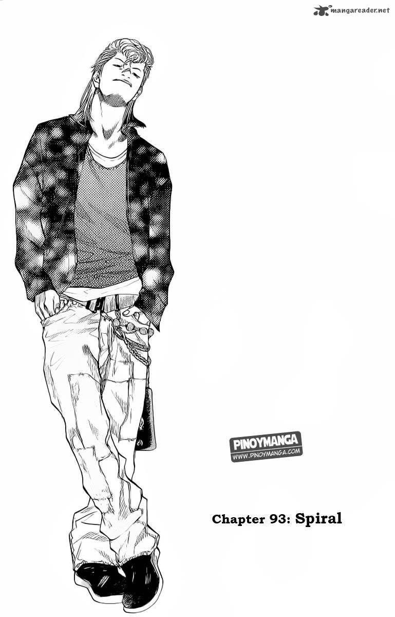 Ahiru no Sora 93 Page 1
