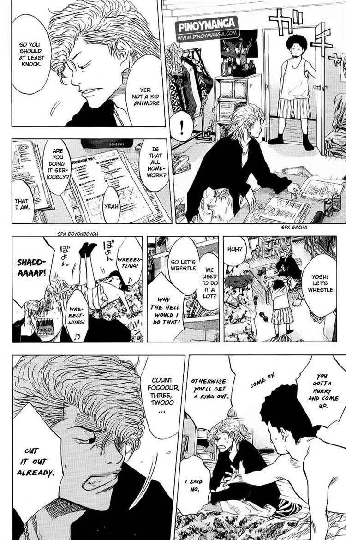 Ahiru no Sora 95 Page 2