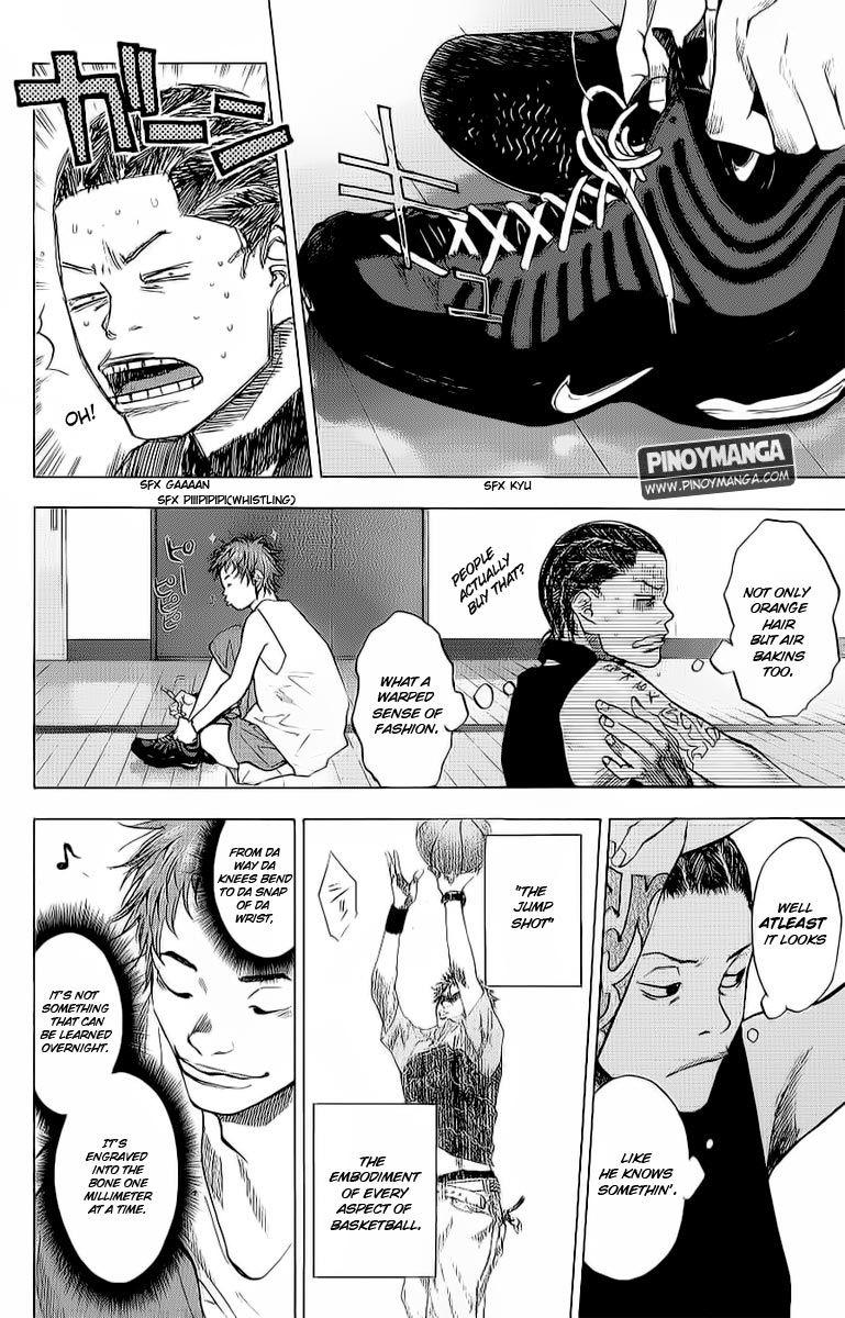 Ahiru no Sora 96 Page 3