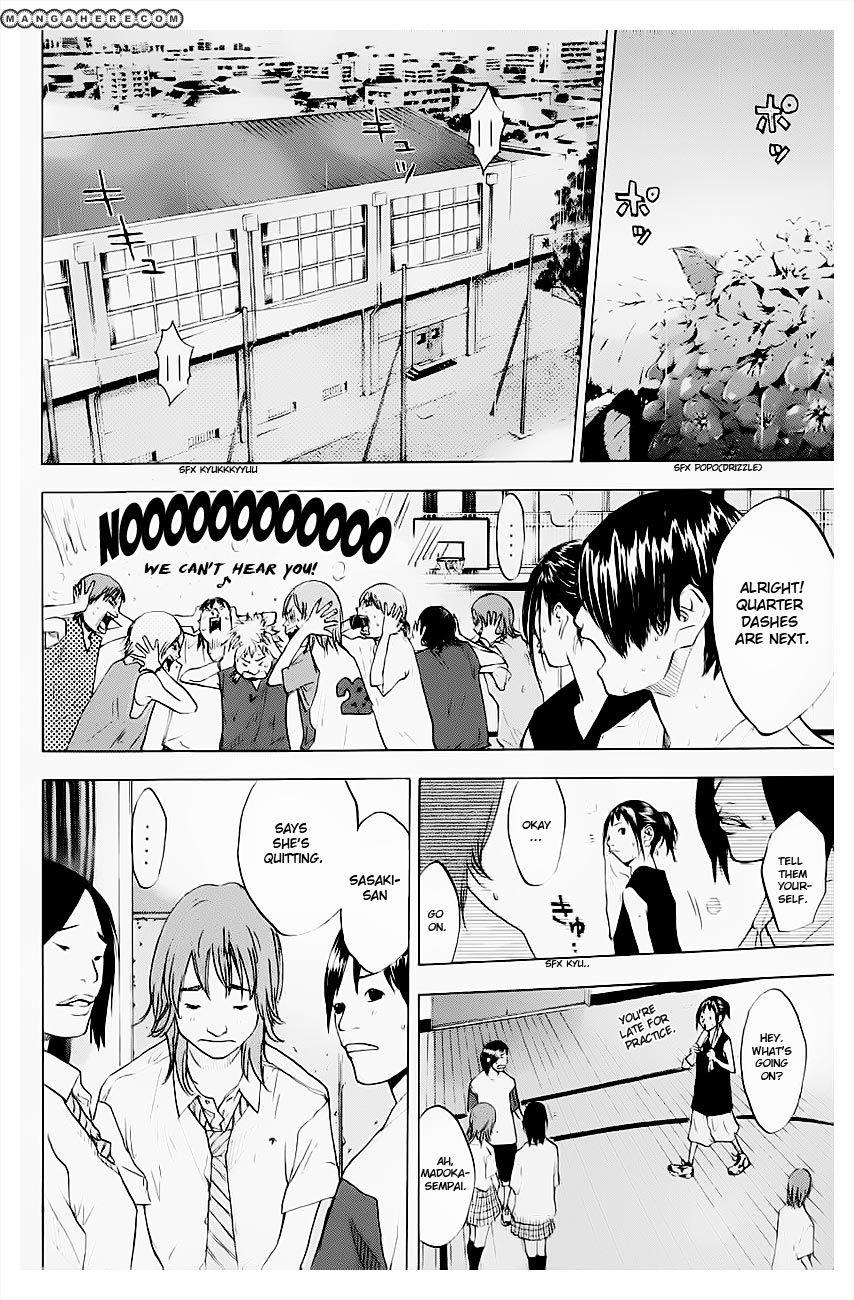 Ahiru no Sora 102 Page 3