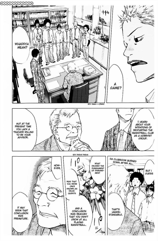 Ahiru no Sora 103 Page 2