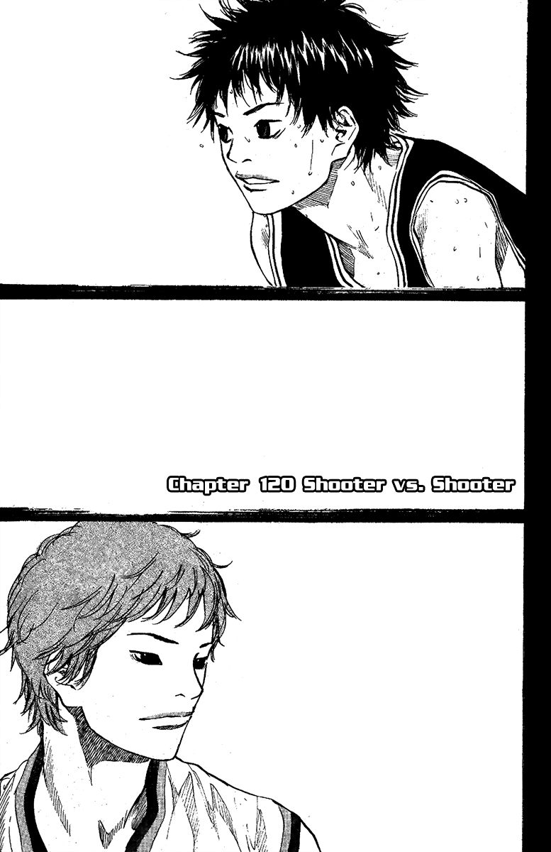 Ahiru no Sora 120 Page 2