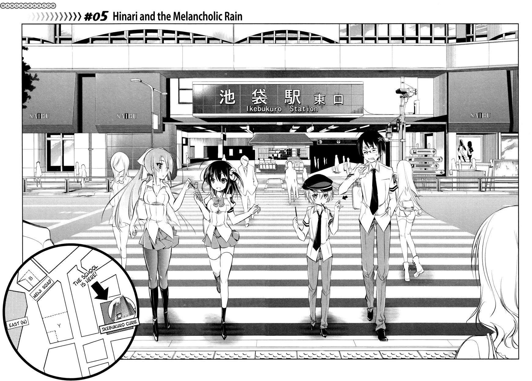 Kebukurohatsu, Zensekai Yuki! 5 Page 2