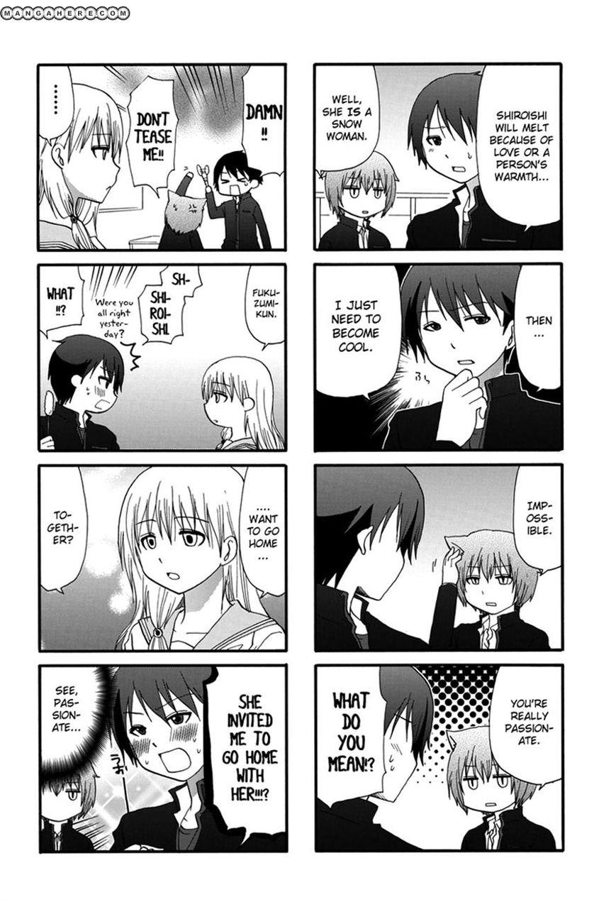 Ore no Kanojo ni Nanika Youkai 2 Page 2